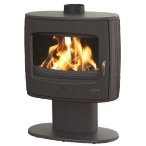 godin po le bois 8kw 388131 pas cher achat vente. Black Bedroom Furniture Sets. Home Design Ideas