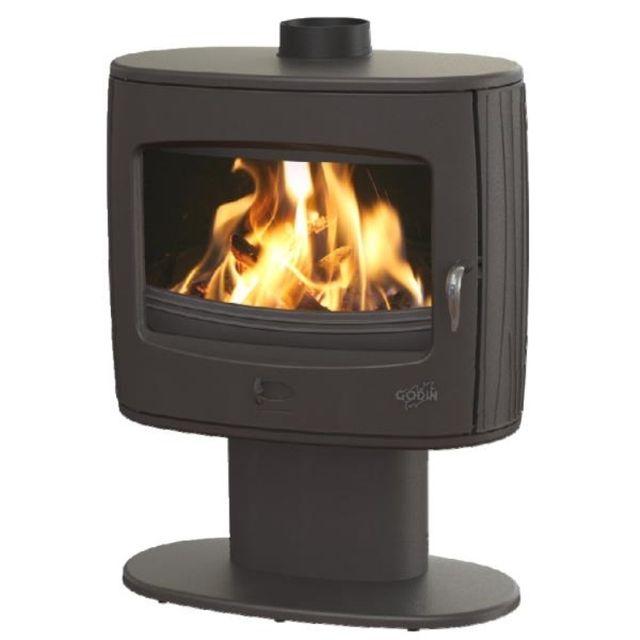 godin po le bois 8kw 388131 pas cher achat vente po les bois rueducommerce. Black Bedroom Furniture Sets. Home Design Ideas
