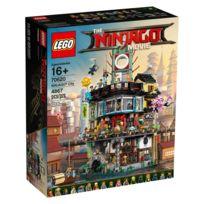 Lego - 70620 Ninjago Tm : La ville Ninjago
