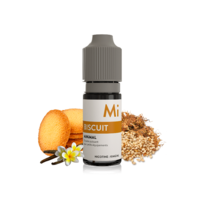 Marithe Francois Girbaud - E-liquide Biscuit - Minimal- Genre : 20mg- taux de nicotine : 20mg