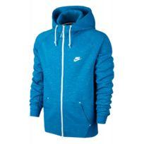 Nike - Sweat Tech Fleece Aw77 Full Zip Hoodie - 559592-452