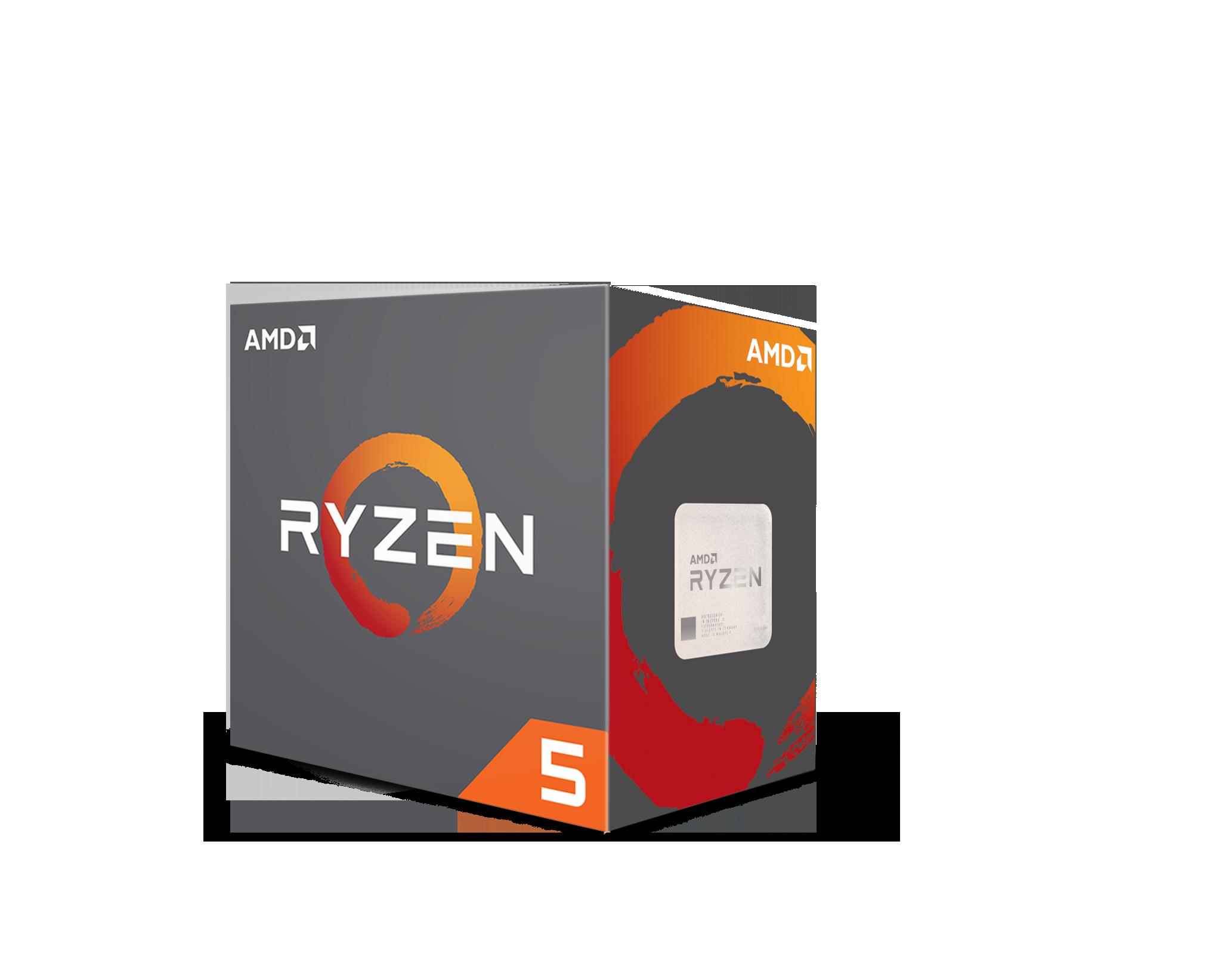 Processeur Ryzen 5 1600X
