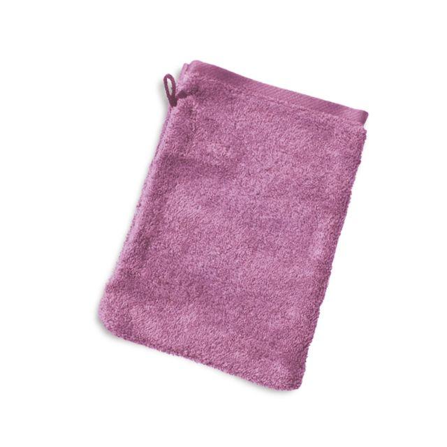linnea gant de toilette 16x21 cm pure rose lavande 550 g m2 pas cher achat vente gants de. Black Bedroom Furniture Sets. Home Design Ideas