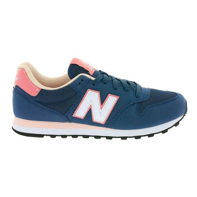 3843fdfc6881 New Balance - Chaussures Gw 500 bleu rose beige femme - pas cher Achat    Vente Chaussures fitness - RueDuCommerce