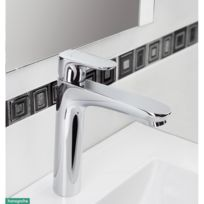 Hansgrohe - Mitigeur lavabo chromé Planis xL