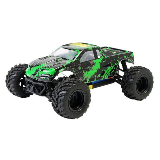 GÉNÉRIQUE 1:18 échelle tout terrain Rc voiture 30 + Mph haute vitesse 4WD véhicule électrique