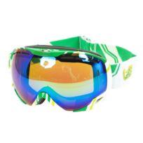 BollÉ - Masque de ski double écran Bolle Emperor vert cat s2 Vert 10085
