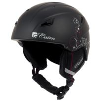 Cairn - Casque de ski Profil mat blk ornamental Noir 51253