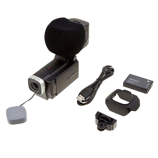 sony zoom enregistreur numerique q8 pas cher achat vente enregistreur audio num rique. Black Bedroom Furniture Sets. Home Design Ideas