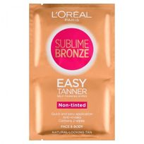 L'OREAL - Lingettes Auto-bronzantes Easy Tan Sublime Bronze