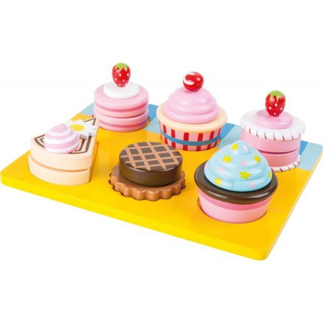 Small Foot Company Cupcakes et gâteaux à couper