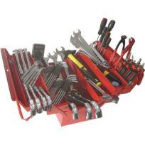 caisse outils complete achat caisse outils complete pas cher rue du commerce. Black Bedroom Furniture Sets. Home Design Ideas
