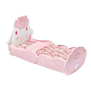 baby annabell 793688 lit mouton accessoire pour poupon 46 cm pas cher achat vente. Black Bedroom Furniture Sets. Home Design Ideas