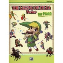 Alfred Publishing - Partitions Variété, Pop, Rock The Legend Of Zelda Series For Piano Musique Films - Comédies Musical