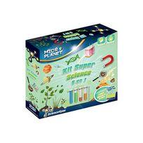 Microplanet - Kit super science 6 en 1