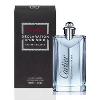Cartier - Declaration D Un Soir Eau De Toilette 50Ml Vapo