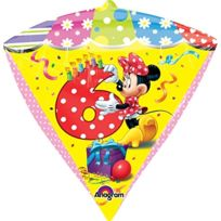 "ToyCentre - Amscan 15 ""/ 38 Cm, Mouse Diamondz Foil Balloons 6 Ans"