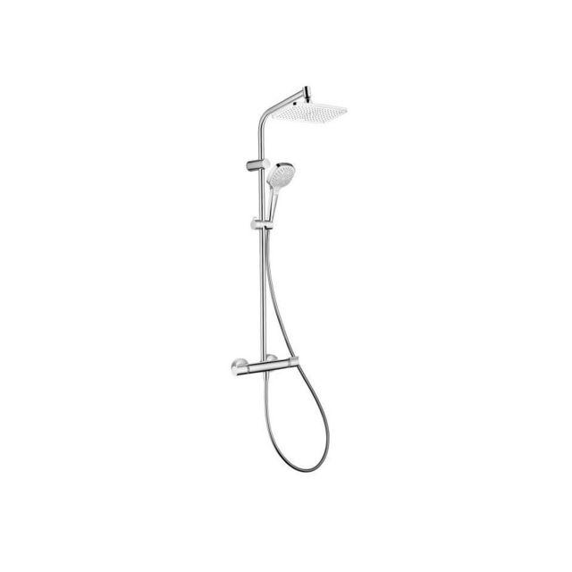 Hansgrohe colonne de douche showerpipe myselect e 240 pas cher achat vente colonne de - Colonne de douche hansgrohe pas cher ...
