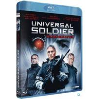 - Universal Soldier - Regeneration Blu-ray