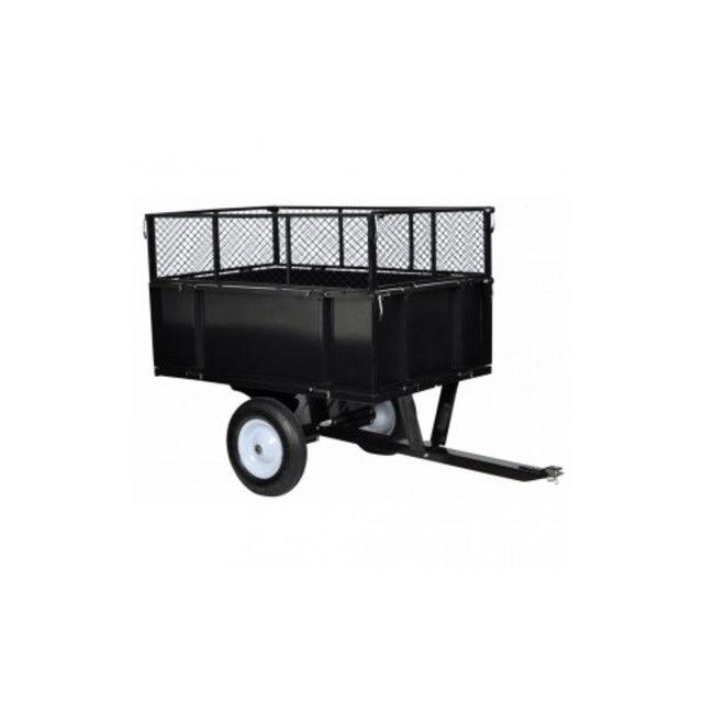 destockoutils remorque basculante pour tondeuse tracteur de jardin pas cher achat vente. Black Bedroom Furniture Sets. Home Design Ideas