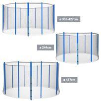 Accessoire pour trampoline - filet de sécurité , 6 tailles au choix Ø