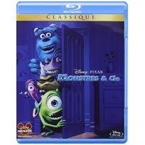 Disney - Pixar - Monstres Et Compagnie BLU-RAY Blu-ray - Edition simple