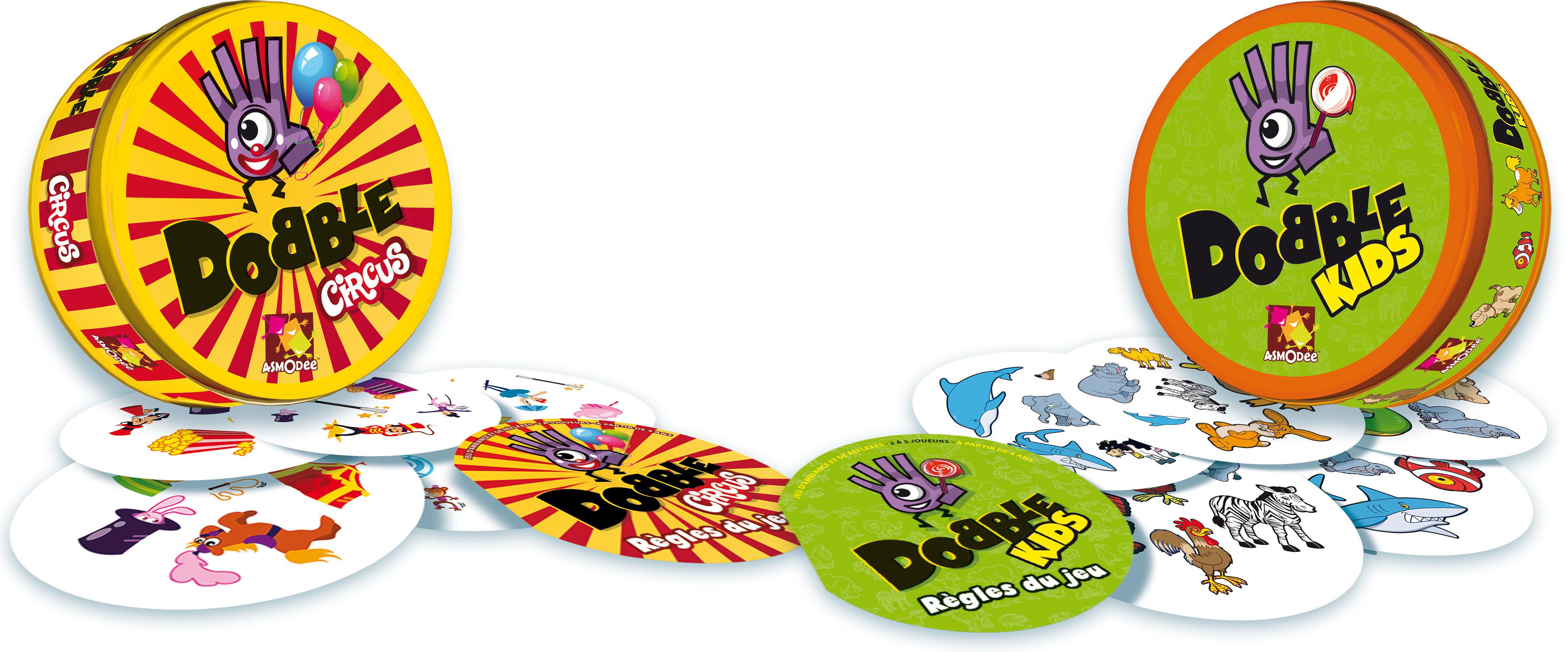 Jeu de société - Dobble Party - DOBPAR01