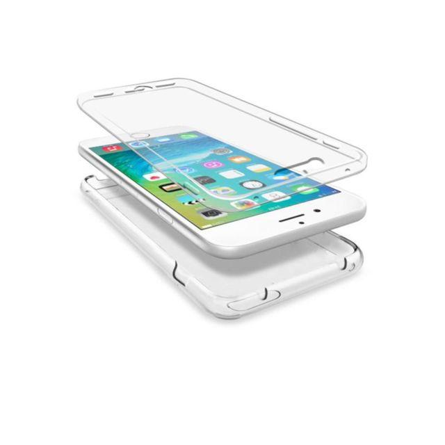 coque 360 iphone 7 transparent