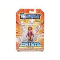 Dc Comics - Crisis Dc Universe Serie 1 Figurine Starfire