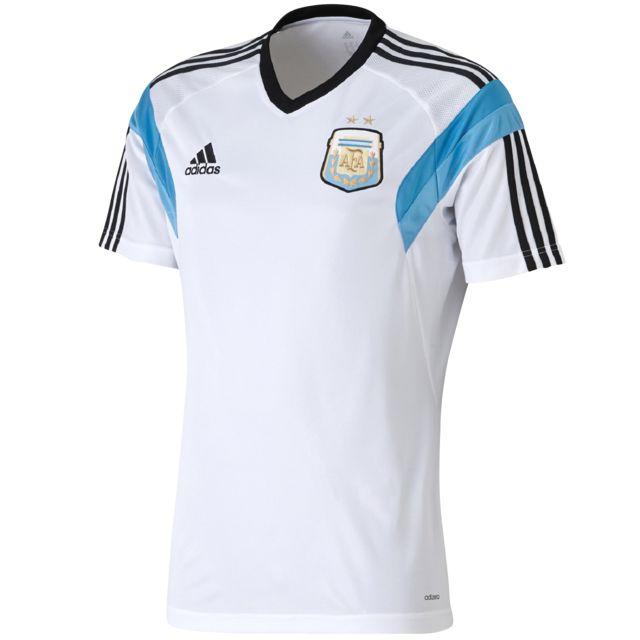 Adidas Maillot entrainement Argentine pas cher Achat
