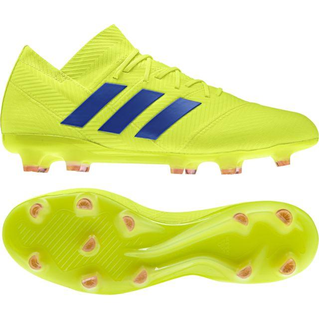 Adidas Chaussures Nemeziz 18.1 Fg pas cher Achat Vente