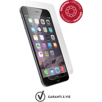 FORCE GLASS - Verre trempe iPhone 7 / 8 - Transparent