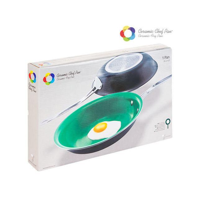 Appetitissime - Poêle Écologique Ceramic Fry Pan