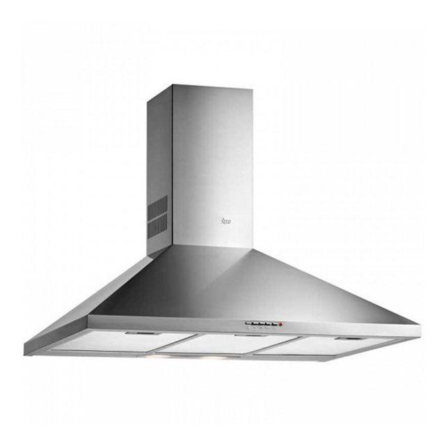 Totalcadeau Hotte standard en acier inoxydable 60 cm 613 m3/h 68 dB 236W - Hotte de cuisine