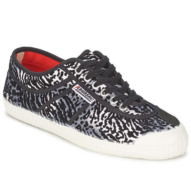 c88d53cd5594b4 Kawasaki - Animal Chaussure Homme - Taille 38 - Noir - pas cher Achat    Vente Baskets homme - RueDuCommerce