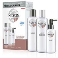 Nioxin - kit soin n°3 Cheveux Visiblement Clairsemés Fins et sensibilisés