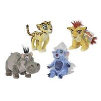 Nicotoys - Disney - Peluche 17 cm la garde du Roi lion