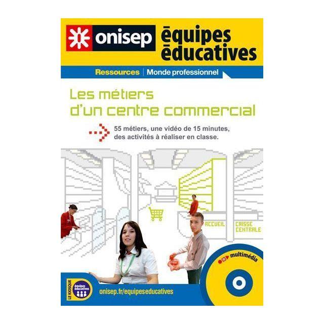 b808a3aca9b Onisep - les métiers d un centre commercial - pas cher Achat   Vente ...
