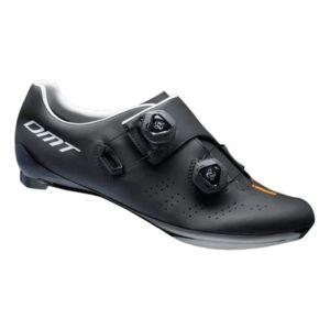 Dmt - Chaussures D1 noir blanc orange