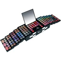 85f947306b3df7 Gloss - Coffret cadeau palette de maquillage premium collection  Professionnal - 151pcs