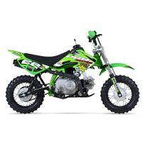 Probike - Moto Enfant 50 - 50cc - Vert