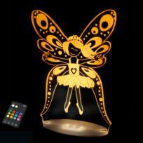 Aloka - Fee - Lampe-veilleuse Led H17cm