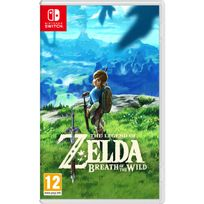 NINTENDO - The Legend of Zelda : Breath of the Wild