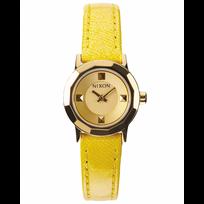 Nixon - Montre Mini B - Gold / Yellow
