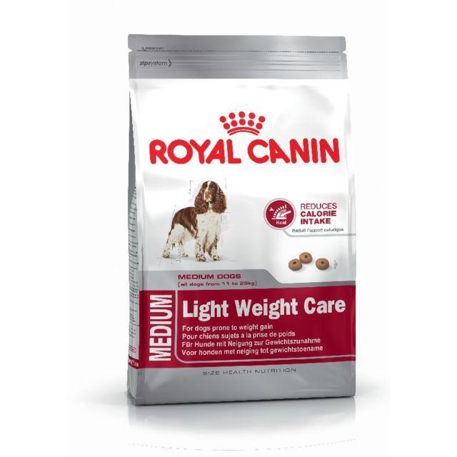 Royal Canin Chien Medium Light Weight Care