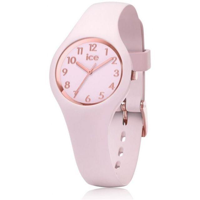 garantie de haute qualité prix incroyables nouveau produit Montre Femme Ice Watch Glam Pink Lady Xs 015346