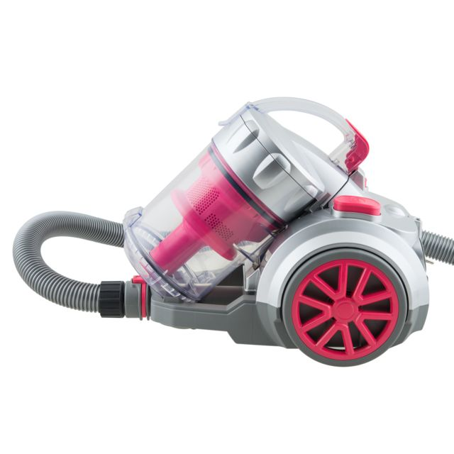 HKOENIG Aspirateur Hugo polycyclonique Rouge TC34_ROUGE