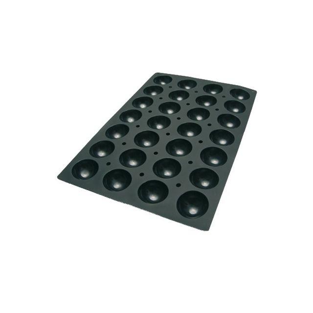 Guery Plaque silicone demi-sphère 40 x 60 cm