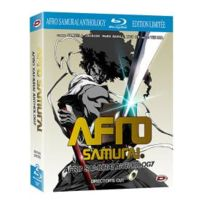 Dybex - Afro Samurai + Afro Samurai Resurrection : The Anthology