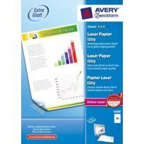 Avery - 1698 - 200 feuilles mates A4 - Recto/Verso - 120 g/m